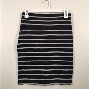 NEVER WORN pencil skirt